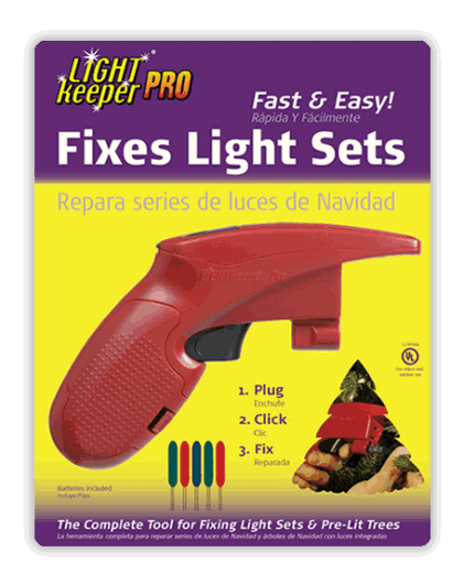 Light Keeper Pro Product